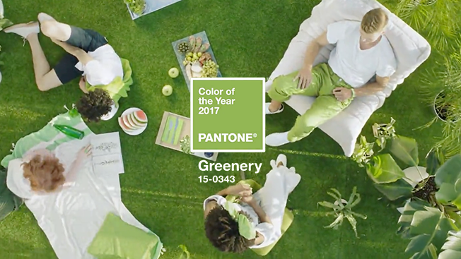 Pantone. Color del año 2017